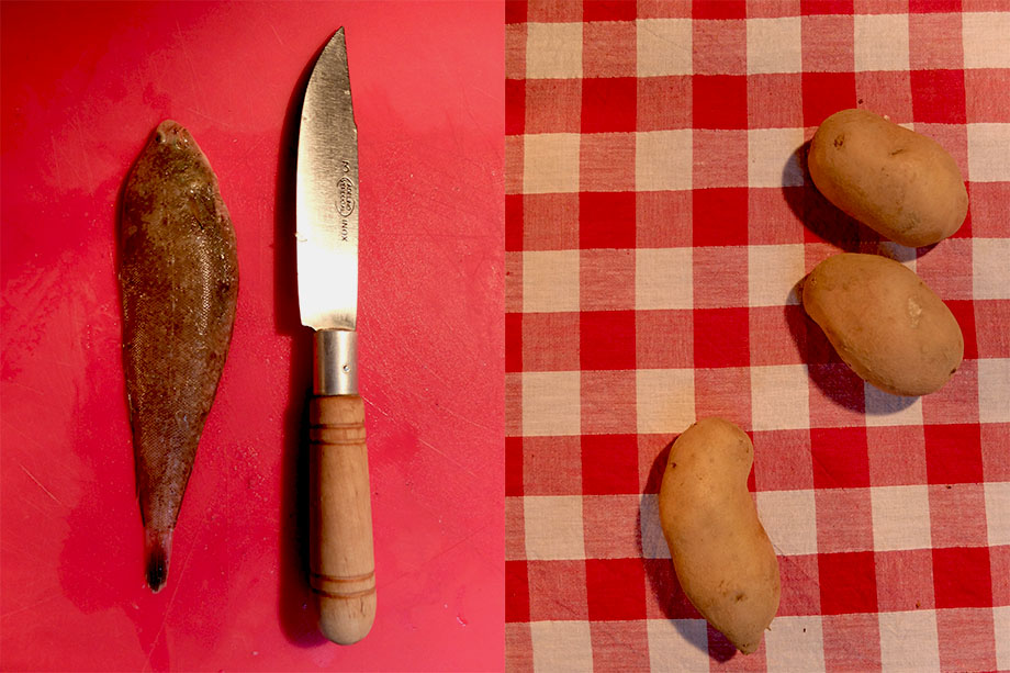 recette céteaux pommes de terre