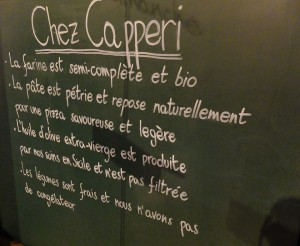 pizzeria capperi bordeaux
