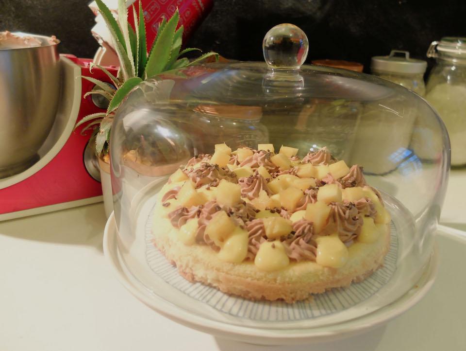 recette fantastik passion ananas chocolat au lait