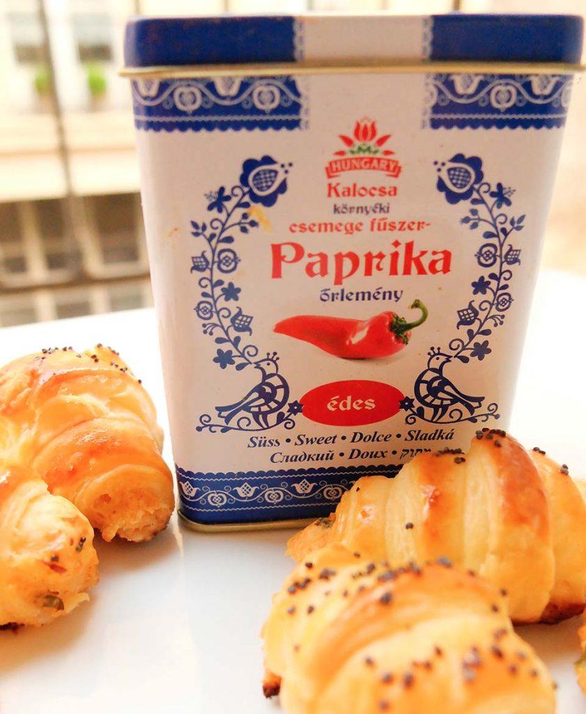 croissant chorizo paprika