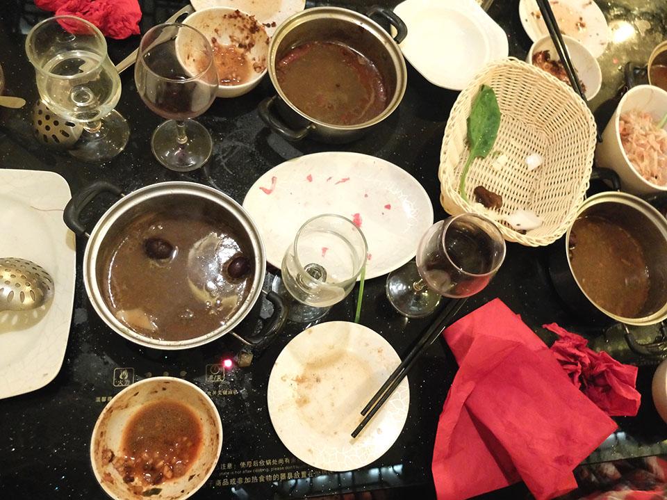 hot pot fondue chinoise kimmie bordeaux